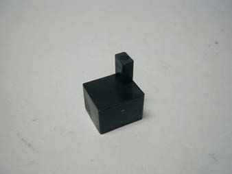 Jayco Door Peg - Left Side - Old Style 1985-96