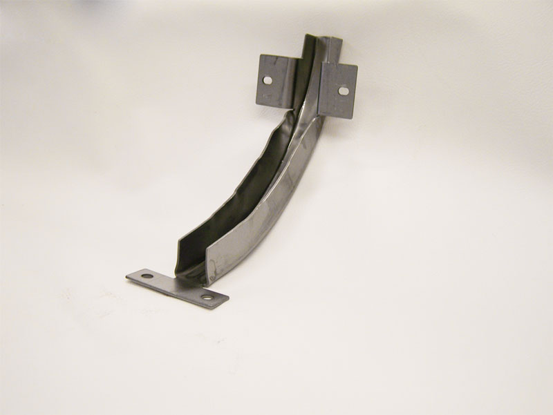 Jayco Curved Corner Track W/ No Pulley