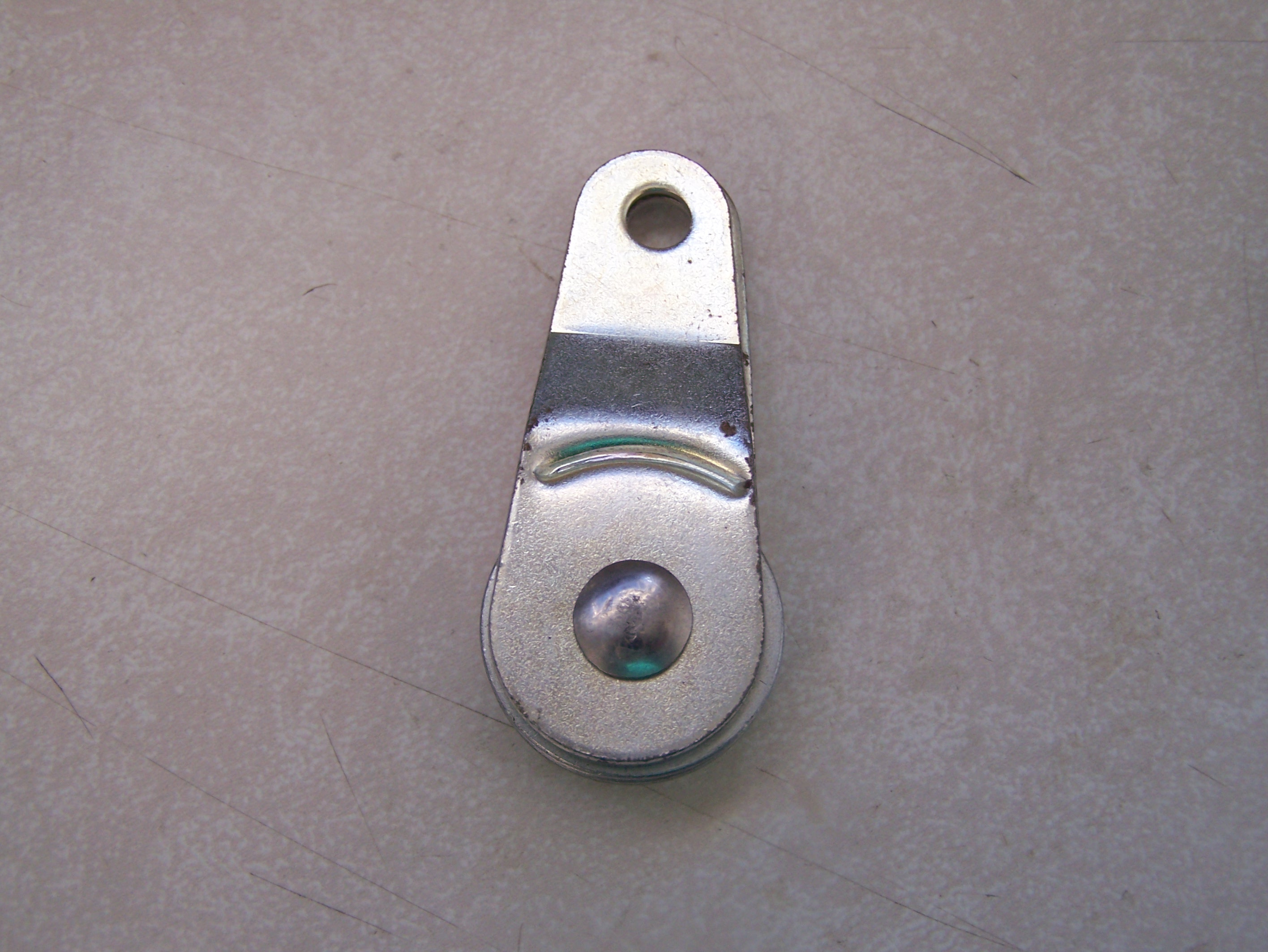 Starcraft Lifter Pulley with Bracket